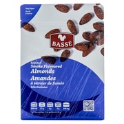 Basse Selected Smoke Flavored Almonds, 2/Pack (7oz.)