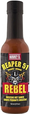 Hot, spicy, tongue tingling Reaper 51 Hot Sauce by Aubrey D. (257727)