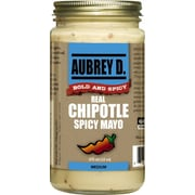 Rich Low Fat Spicy Mayo by Aubrey D,, 8/Pack (620022)
