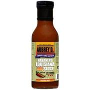 Spicy, Zesty Aubrey D Louisiana BBQ Sauce, 8/Pack (255035)