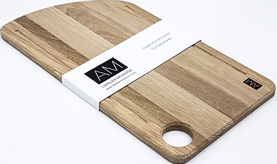 The Chene by L'Atelier Moderne, Oak Wood Cutting Board 11x20 (AM-WO-1120-CB)