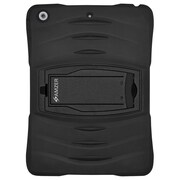 AMZER Tuffen Case Tri Layer Rugged Cover with Integrated Screen Protector for Apple iPad Air