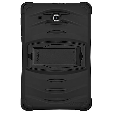 AMZER Tuffen Case Tri Layer Rugged Cover with Integrated Screen Protector for Samsung Galaxy Tab E 9.6