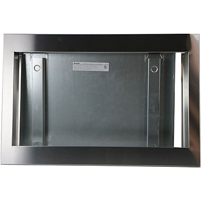 "Sharp 30"" Trim Kit for Sharp SMC1585BS Microwave Oven in Stainless Steel 30279650"