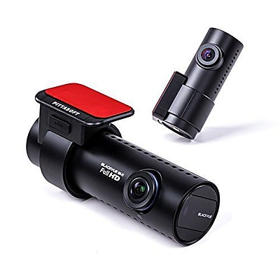 BlackVue Dashcam DR650GW-2CH With Power Magic Pro, 16 GB (BV6502CH-03)