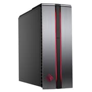 HP® OMEN 870-230 Intel Core i7-7700 Quad-Core 1TB HDD 256GB SSD 8GB RAM Windows 10 Home Desktop Computer