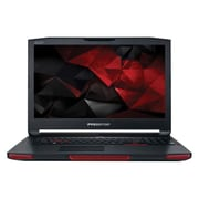 "Acer® Predator 17 X GX79277BL 17.3"" Laptop, LED, Intel Core i7-7820HK, 1TB HDD, 512GB SSD, 32GB RAM, WIN 10 Home, Black"