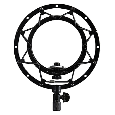 Blue Microphones Ringer Vintage Style Suspension Mount for Snowball Microphone, Blackout