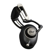 Blue Microphones SADIE Over-Ear Headphone with Microphone, Black