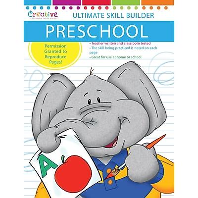 Preschool Ultimate Skill Builder, Preschool (PBSCTM1056)