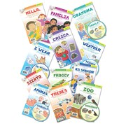 Dual Language Bundle, Paperback, Set of 12 (PBSERST2003)