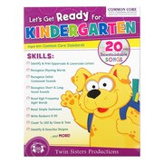 Let's Get Ready For Kindergarten, Grade K (PBSTW4042)