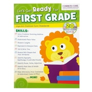 Let's Get Ready For First Grade, Grade 1 (PBSTW4045)