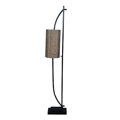 Fangio Lighting m.r. Lamp & Shade Incandescent Floor Lamp, 59.5