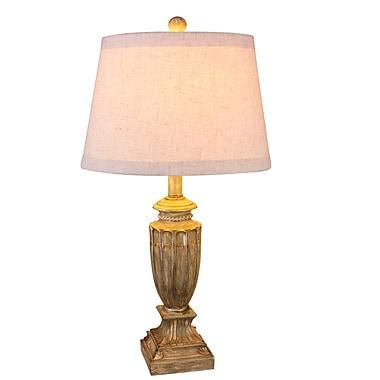 Fangio Lighting Cory Martin Incandescent Table Lamp, 18.92