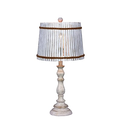 Fangio Lighting Martin Richard Incandescent Table Lamp, 7.92