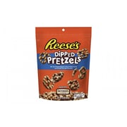 REESE'S Dipped Pretzels Pouch, 8.5 oz., 6 Count (21463)