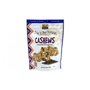 Nut'n But Natural Cashews with Cocoa Nibs, 4 oz., 4 Pack (44010)