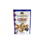 Nut'n But Natural Cashews with Blueberries, Cranberries & Quinoa, 4 oz., 4 Pack (44020)