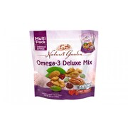 Nature's Garden Omega-3 Deluxe Mix, 1.2 oz., 7 Count, 6 Pack (7025)