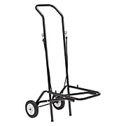 NPS Stack/Banquet Chair Dolly, Brown (DY-9000)