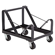 NPS Stack Chair Dolly For 8500 Chair, Black (DY85)
