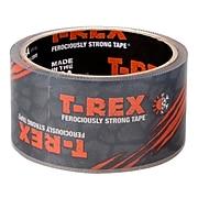 "T-REX Ferociously Strong Transparent Tape, 1.88"" x 9 Yds., 4 Rolls/Pack (TRCL4CUT-STP)"