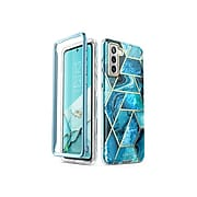 i-Blason Cosmo Ocean Blue Case for Samsung Galaxy S21 (Galaxy-S21-Cosmo-Ocean)