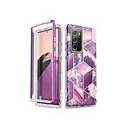 i-Blason Cosmo Marble Purple Case for Samsung Galaxy Note20 Ultra (Galaxy-Note20Ultra-Cosmo-Ameth)