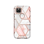 i-Blason Cosmo Marble Pink Case for Google Pixel 5 (GooglePixel5-Cosmo-SP-Marble)