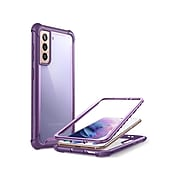 i-Blason Ares Purple Rugged Case for Samsung Galaxy S21 (Galaxy-S21-Ares-Purple)