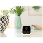 Blink Indoor Wireless Add-On Security Camera, White (B086DL32QX)