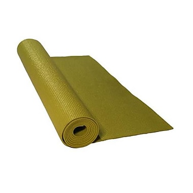 j/fit Yoga Mat, Light Olive (JFIT1732)