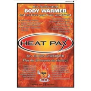 Technique International 5541 Heat Pax Air Activated Body Warmers, 40 Unit Display Box - 6 Per Case (HMREX29815)