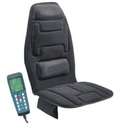 Comfort Products 10 Motor Massage Cushion with Heat, Black (CMFPD028)