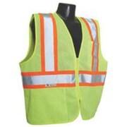 Radians Inc Vest Economy Mesh Class 2 Grin Xl SV22-2ZGM-XL (ORGL59810)