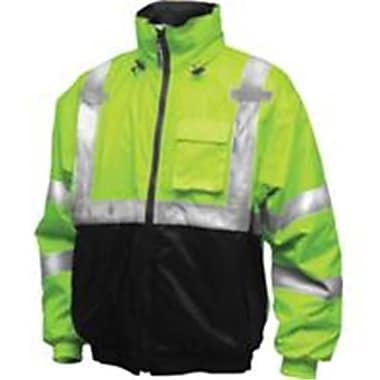 Tingley Rubber Corp. Bomber II High Visibility Waterproof Jacket, Large (BCI1001391)