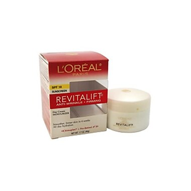 L'Oreal Paris Revitalift Anti-Wrinkle Firming Day Cream s, 1.7 oz. (PWW31857)