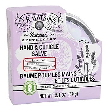 J. R. Watkins Hand and Cuticle Salve Lavender - 2.1 oz. - (SPDSP22178)