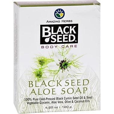 Black Seed 4.25 oz. Aloe Bar Soap (GNFI7807)