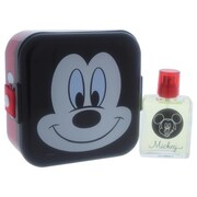 Disney Mickey Mouse for Kids Gift Set 1.7 oz. Eau De Toilette Spray & Snack Box - 2 Piece (PWW40754)