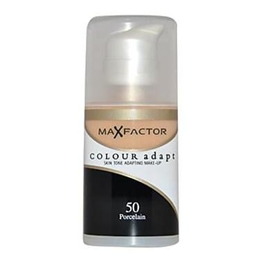 Max Factor 34 ml Color Adapt Skin Tone Adapting Makeup - No. 50 Porcelain (PWW26207)