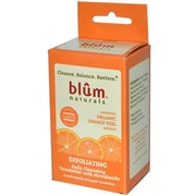 Blum Naturals Exfoliating Daily Cleansing Towelettes with Microbeads - 10 Towelettes (SPDSP20319)