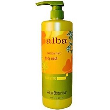 Alba Botanica Hawaiian Spa Treatments Passion Fruit Body Wash 24 fl. oz. value size (FNTR153)