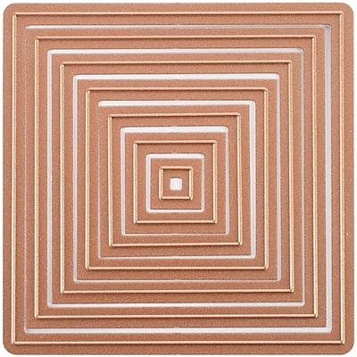 Spellbinders Nestabilities Dies-Classic Squares Small