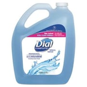 Dial Professional DIA Antimicrobial Foaming Hand Wash, Spring Water - 1 gal Bottle (SSN9691)