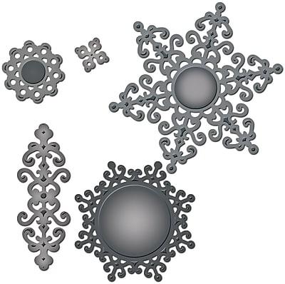 Spellbinders Shapeabilities Dies-Ironwork Motifs