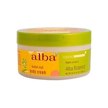 Alba Botanica Hawaiian Spa Treatments Kuku Nut Body Cream 6.5 fl. oz. (FNTR090)
