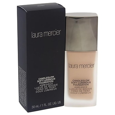 Laura Mercier Candle Glow Soft Luminous Foundation - Honey - 1 oz. (PWW41052)
