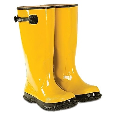 Custom Leather Craft L G Rain Wear Slush Boot, Yellow (JNSN84436)